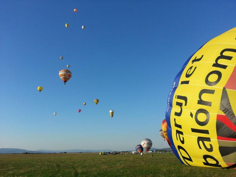 Fiesta balony